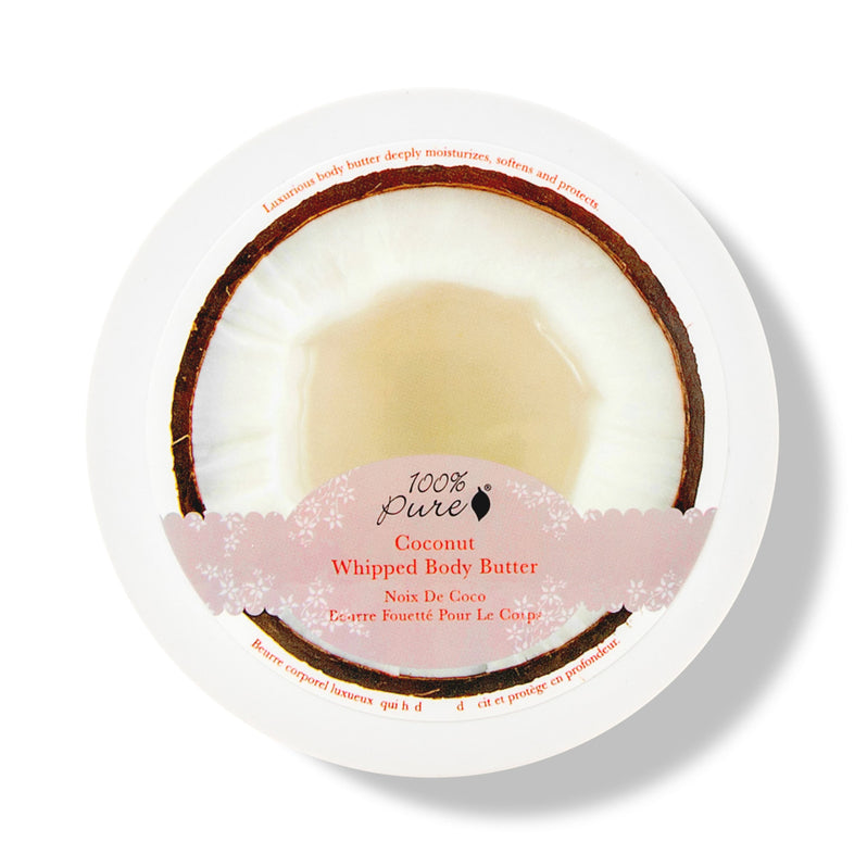Coconut Whipped Body Butter