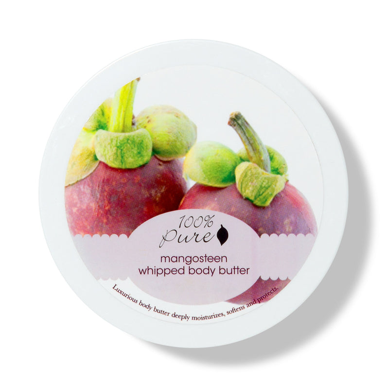 Mangosteen Whipped Body Butter
