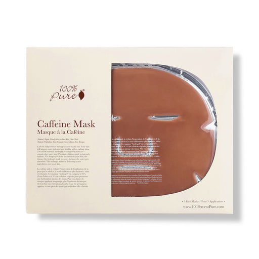 Caffeine Mask 5 Pack