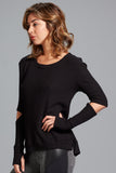 Cassidy Sweater- Black
