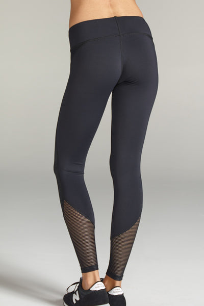 Demi Mesh Panel Legging