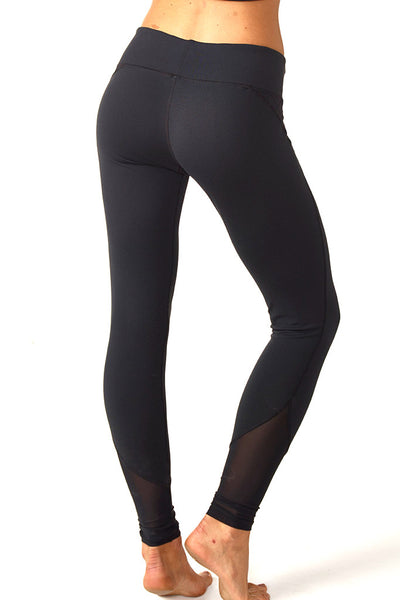 Demi quilted legging