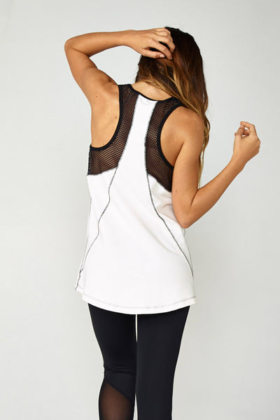 Eliza French Terry Tank