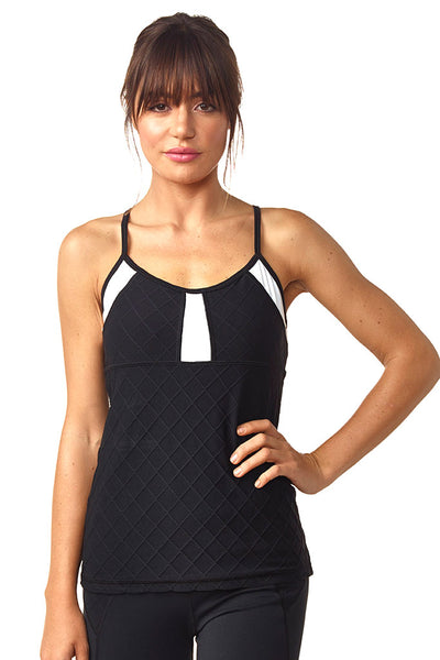 Emma Quilted Cami