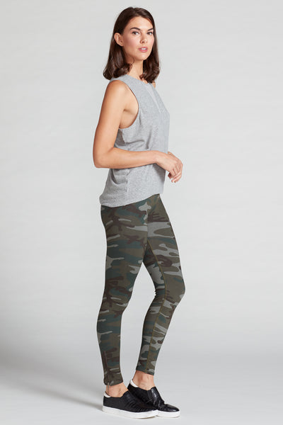 Lana High Waisted Camo Legging