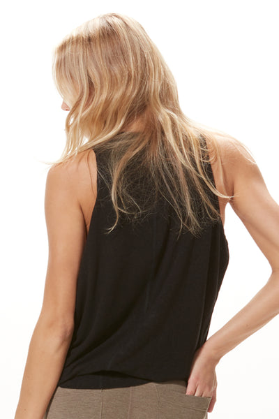 Jade Open Knit Tank