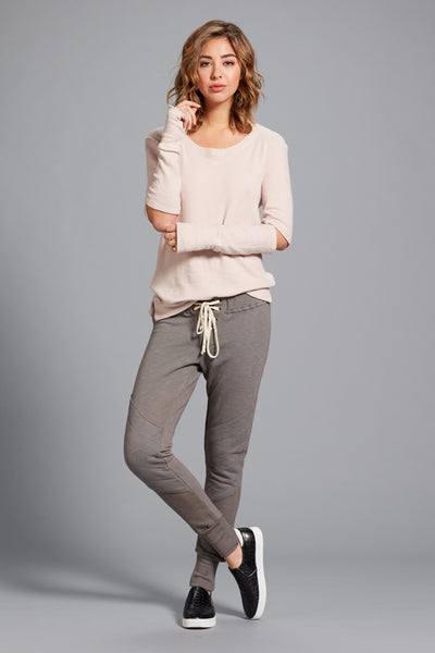 Laura Lace Up Jogger