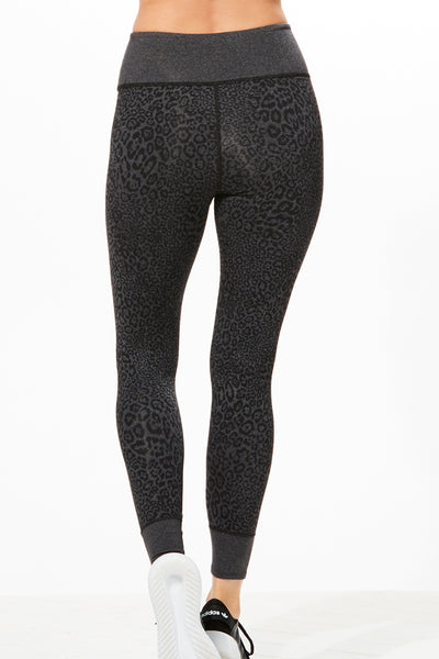 Noelle 7/8 Leopard Tight