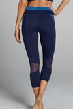 Selena Capri - Pacific Blue/Navy