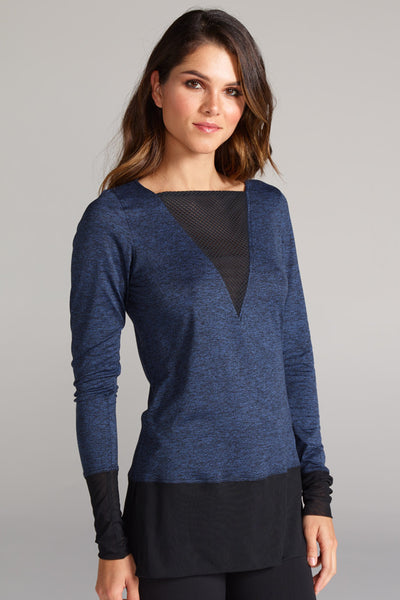 Victoria Long Sleeve Top