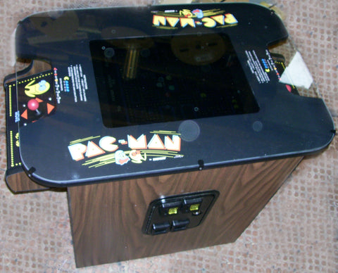 Pacman cocktail arcade plays ms pacman and galaga too free it is all do it yourself you will never need to hire a high paying technician to service your game this saves you a lot of time and unnecessary cost solutioingenieria Image collections