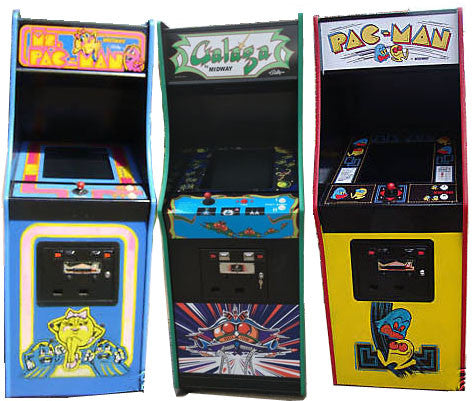 Arcade Game of your choice with extra option