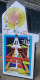 MISSILE COMMAND ARCADE GAME WITH A LOTS OF NEW PARTS-EXTRA SHARP