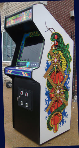 Centipede Arcade, Plays Millipede Also-Extra Sharp With lots of ...