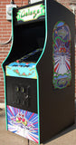 GALAGA ARCADE WITH A LOT OF NEW PARTS-LOOKS LIKE A BRAND NEW GAME