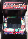 BERZERK ARCADE GAME WITH LOTS OF NEW PARTS-EXTRA SHARP