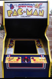 SUPER PACMAN ARCADE WITH A LOTS OF NEW PARTS-LOOKS LIKE A BRAND NEW GAME