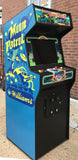 MOON PATROL ARCADE WITH LOTS OF NEW PARTS-SHARP