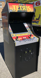Tetris Arcade Video Game, lots of new parts, sharp