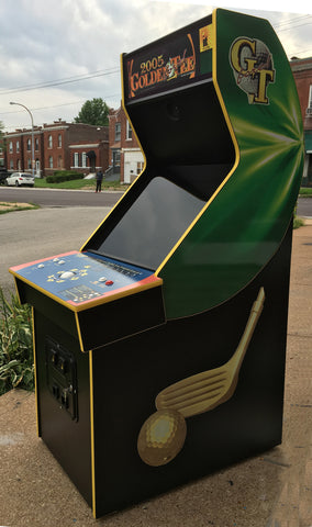 2005 Golden Tee Arcade-Extra sharp with lots of new parts