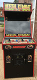 MORTAL KOMBAT 1 ARCADE VIDEO GAME-LOTS OF NEW PARTS- SHARP