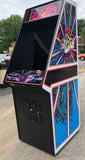 Tempest Arcade Game With Lots Of New Parts, Sharp