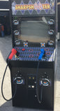 Sharp Shooter Arcade Game With All New Parts-Extra Sharp-New Guns