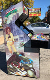 Teenage Mutant Ninja Turtles- Brand new LCD Monitor- Lots Of New Parts-Sharp