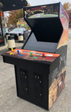 Sunset Arcade Game , LCD Monitor, All New Parts- Extra Sharp