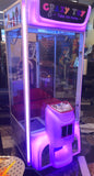 Claw Crane Arcade Machine- Brand New-Sharp