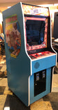 Donkey Kong Arcade, plays Donkey Jr and Donkey Kong 3 also-Lots of new parts,LCD Monitor, sharp