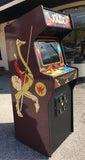 Joust Arcade with lots of new parts, extra sharp