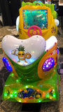 Carnival Car Kiddie Rides, Coin Operated