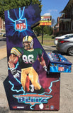 NFL Blitz Arcade With Lots Of New Parts, Extra Shop