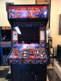 Golden Axe Arcade, Lots Of New Parts,Sharp-Delivery time 6-8 weeks