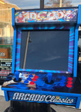 BAR TOP ARCADE - PLAYS MANY ARCADE GAMES -NEW WITH FREE SHIPPING
