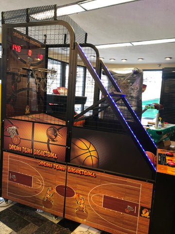 Dream Team Basketball Arcade Game-Full Size, Brand New