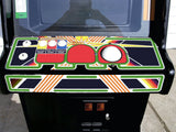 CENTIPEDE, MILLIPEDE AND MISSILE COMMAND ARCADE WITH LOTS OF NEW PARTS-SHARP