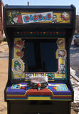 DIG DUG ARCADE GAME WITH LOTS OF NEW PARTS-EXTRA SHARP-Delivery time 6-8 weeks