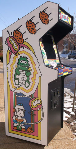 Dig Dug Arcade Game With Lots Of New Parts Extra Sharp