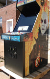 MORTAL KOMBAT 4 ARCADE WITH LOTS OF NEW PARTS-EXTRA SHARP