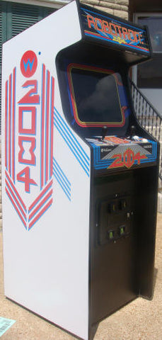 ROBOTRON ARCADE VIDEO GAME WITH LOTS OF NEW PARTS