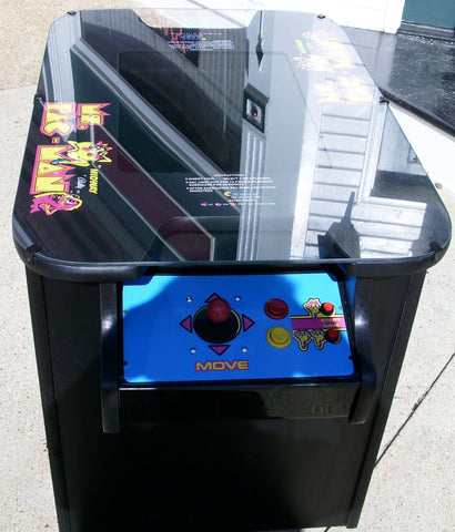 Pacman Table Game >> Ms Pacman Galaga Cocktail Arcade On Sale 1280 00 Free Shipping