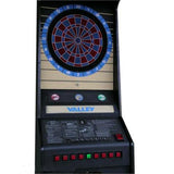 Dart Machine-Valley Cougar Coin Operated Dart Board, Refurbished