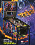 Guardians of the Galaxy Pinball Machine Pro by Stern-Brand New