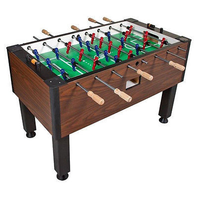 DYNAMO BIG D FOOSBALL TABLE-NOT COIN OPERATED