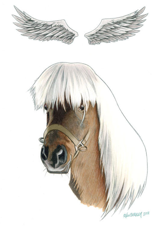 Lil Sebastian - Cinematic Fauna Limited Edition Art Print