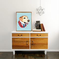 Oversized Labrador Retriever Print - 16x20 or 20x28 inches