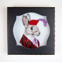 Tray: Jack Rabbit