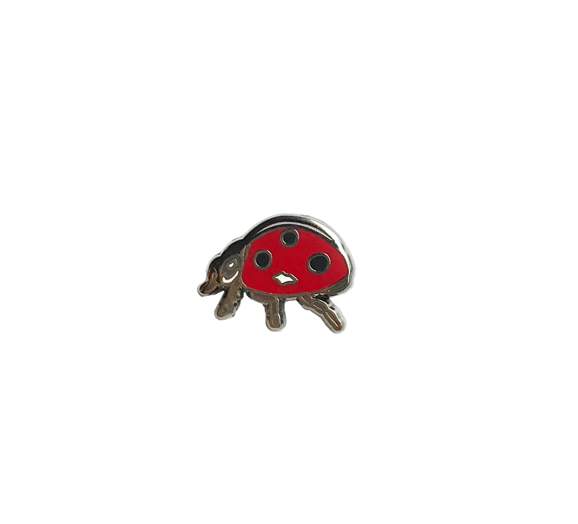 Enamel Pin - Ladybug - Natural Values